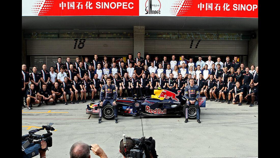 Team Red Bull 2008