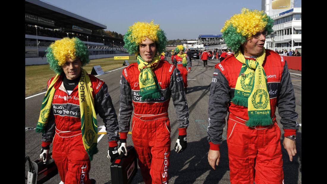 Team Rosberg DTM 2011