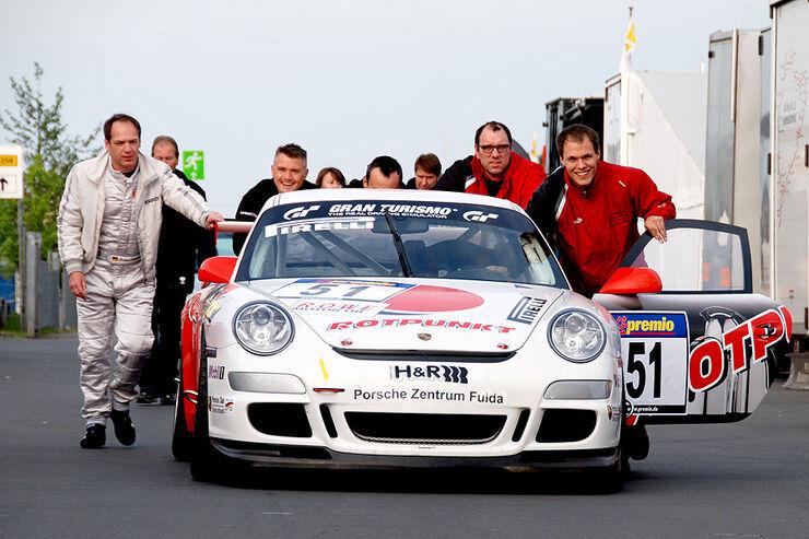 Team, VLN, Porsche 911 GT3 Cup 997, Dörr Motorsport, #051