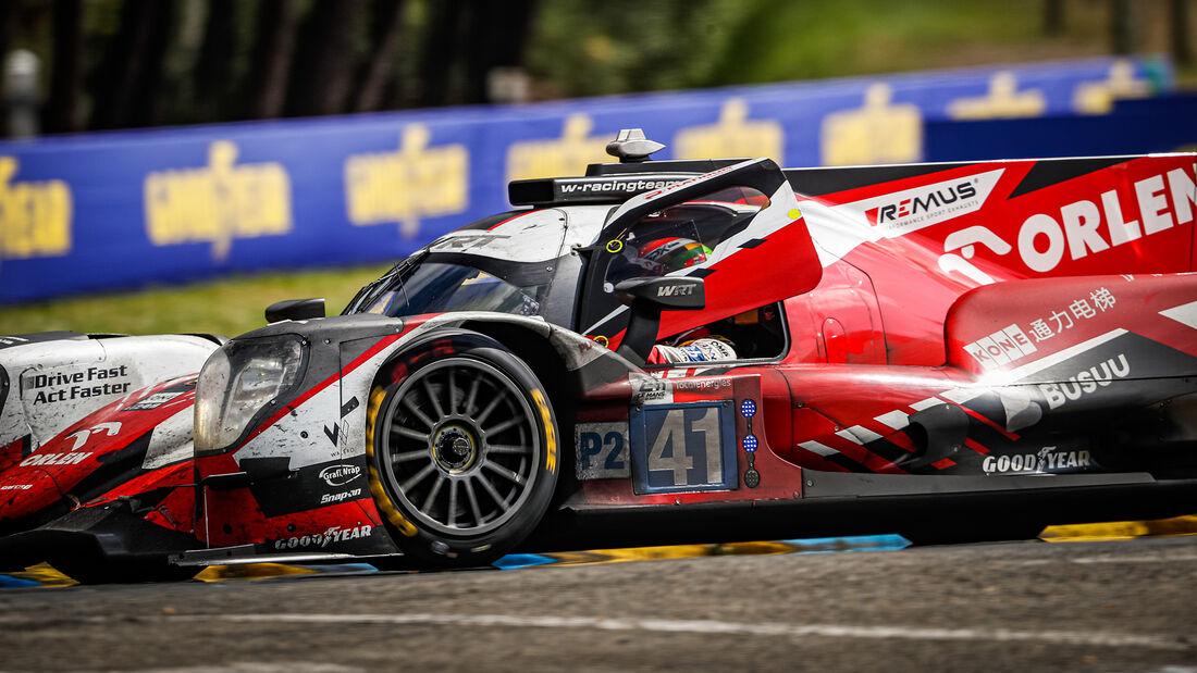 Team WRT - Oreca 07 Gibson - Startnummer #41 - LMP2 - 24h-Rennen Le Mans 2021