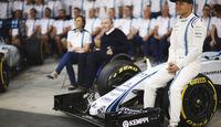Teamfoto - Williams - Formel 1 - 2015