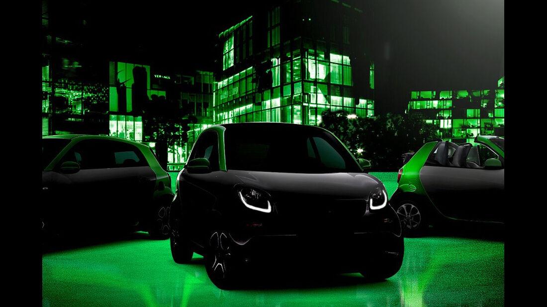 Teaser Smart EV