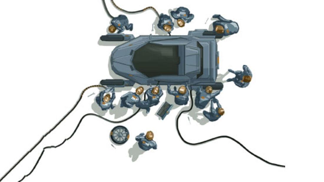 Tech-Autos Aufmacher