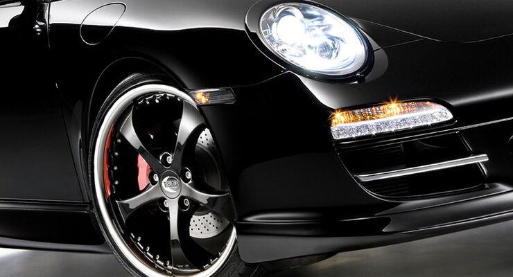 TechArt Porsche 911 Carrera 4S Cabrio