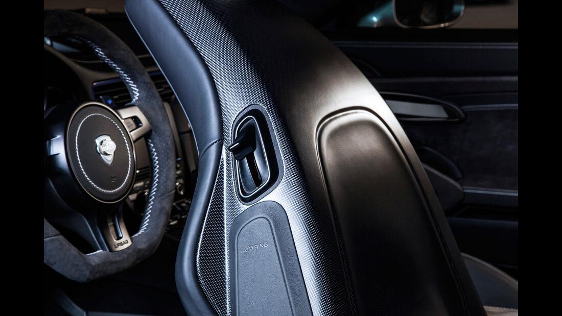 Techart Carbon-Paket für Porsche 911 GT 3 RS