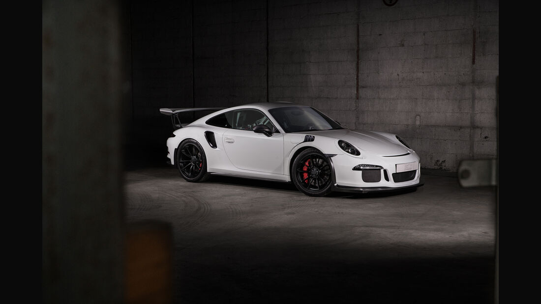Techart Carbon-Paket für Porsche 911 GT 3 RS