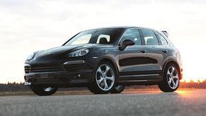 Techart Cayenne Diesel, Aerodynamik-Paket