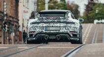 Techart GT StreetR Erlkönig 2021
