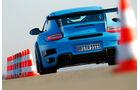 Techart GTStreet RS, Heck, Slalom