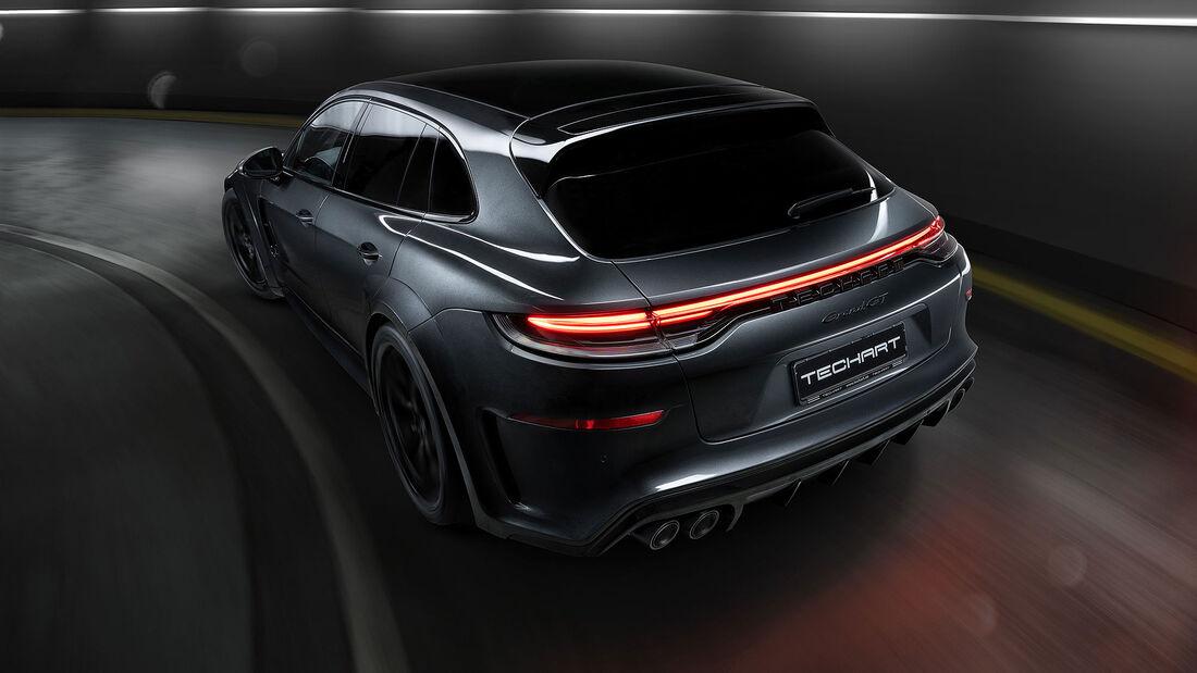Techart Grand GT auf Basis Porsche Panamera