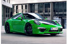 Techart Individualisierungsprogramm Porsche 911 Carrera 4 (991)