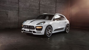 Techart Macan - Tuning