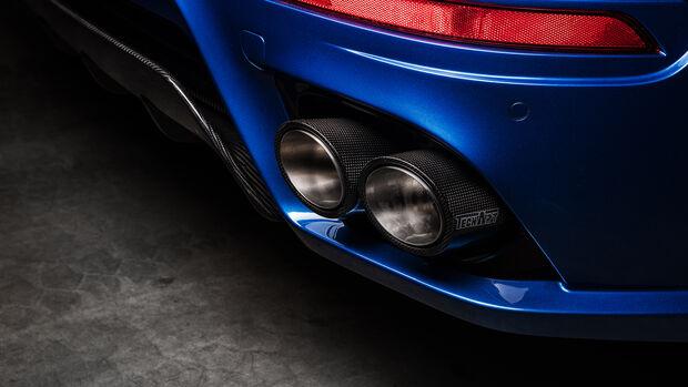 Techart Magnum Sport Porsche Cayenne