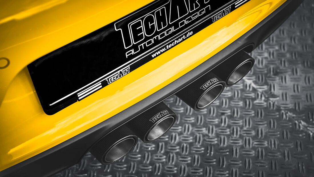 Techart Performance Paket Porsche 911 Carrera T