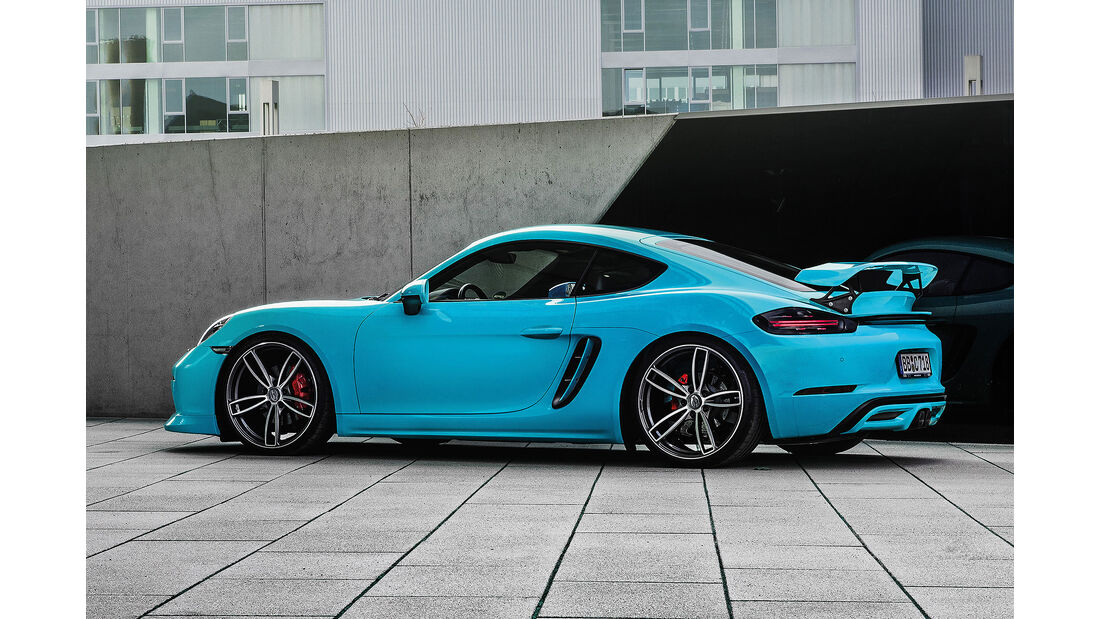 Techart Porsche 718