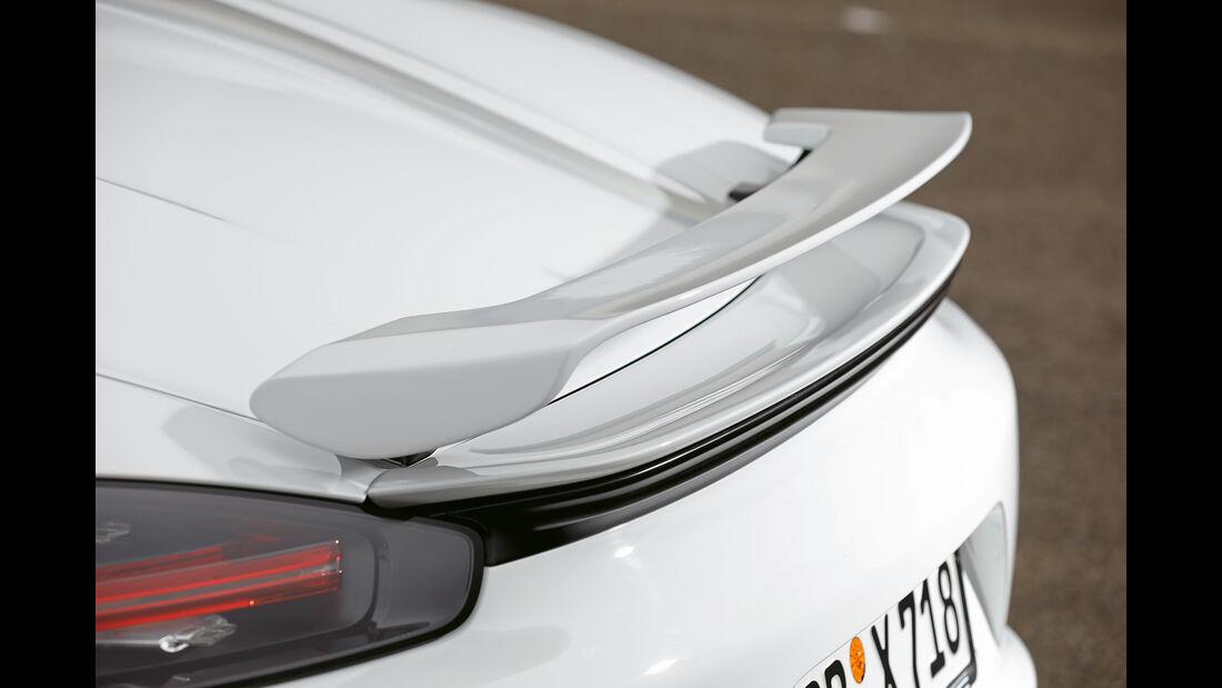 Techart-Porsche 718 Boxster S, Heckspoiler