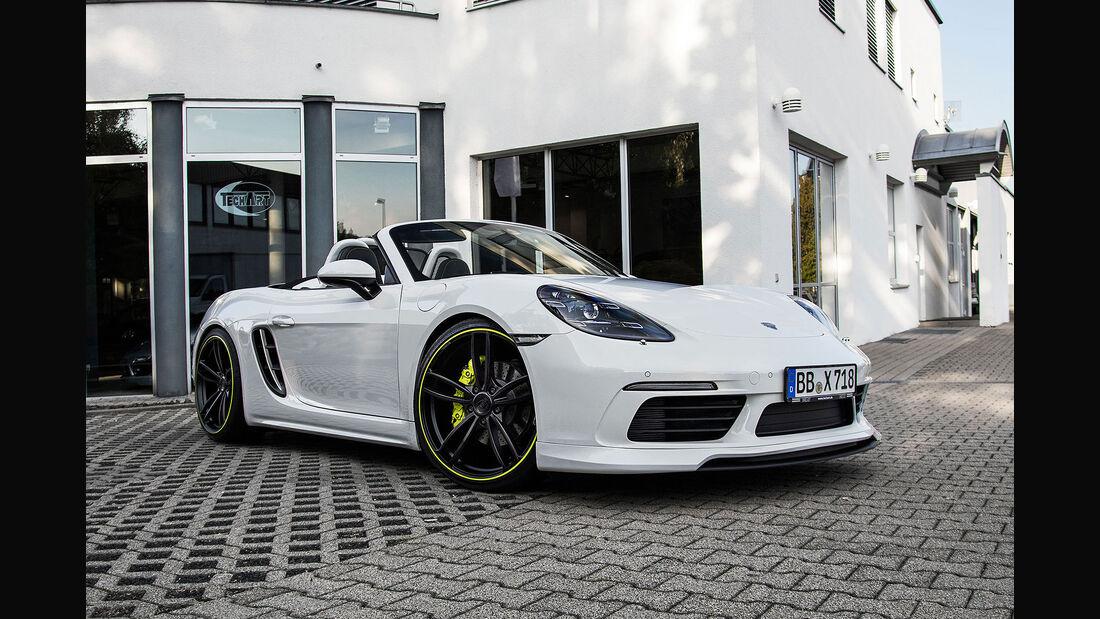 Techart Porsche 718 Boxster