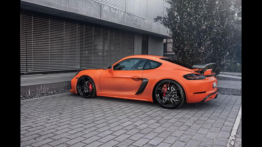 Techart Porsche 718 Boxster und Cayman