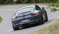 Techart-Porsche 911 Carrera S, Fahrbericht, Tuning