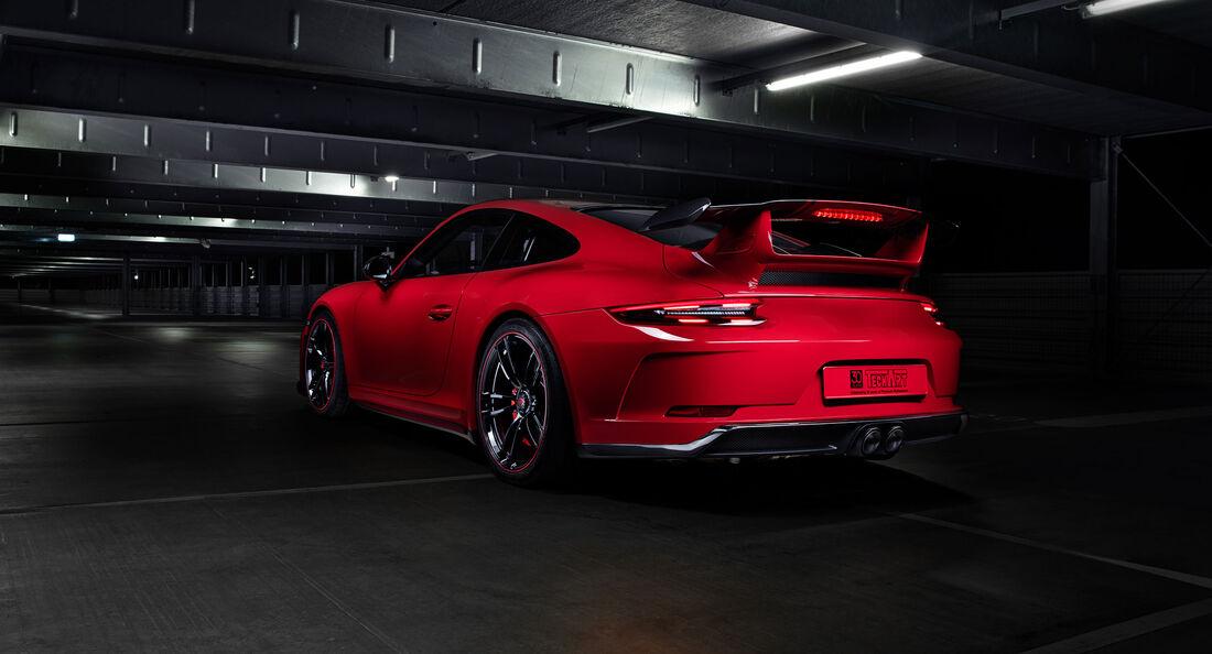 Techart Porsche 911 GT3 (991 II) - Tuning - Essen Motor Show 2017