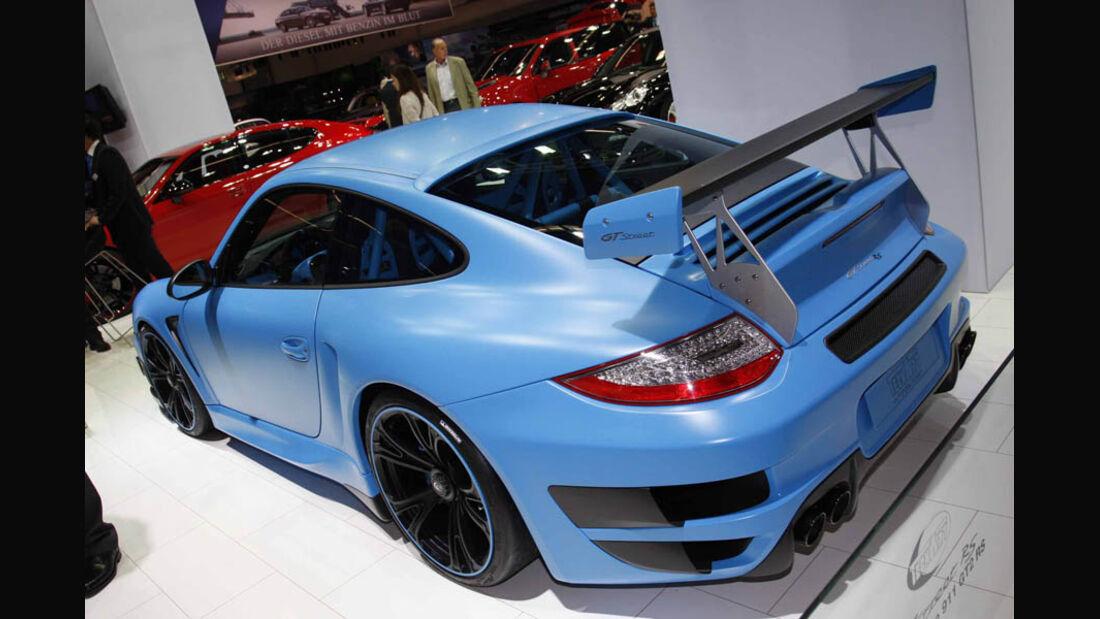 Techart Porsche 911 IAA 2011