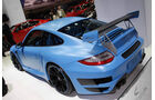 Techart Porsche 911 IAA 2011