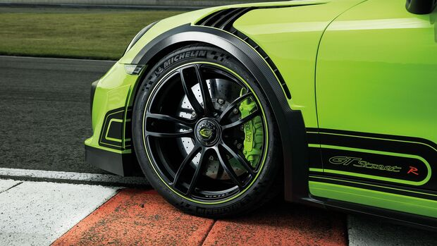 Techart-Porsche 911 Turbo, GT Street R, Techart, Tuning, Turbo S