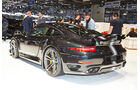 Techart Porsche 911 Turbo, Genfer Autosalon, Tuning, 03/2014