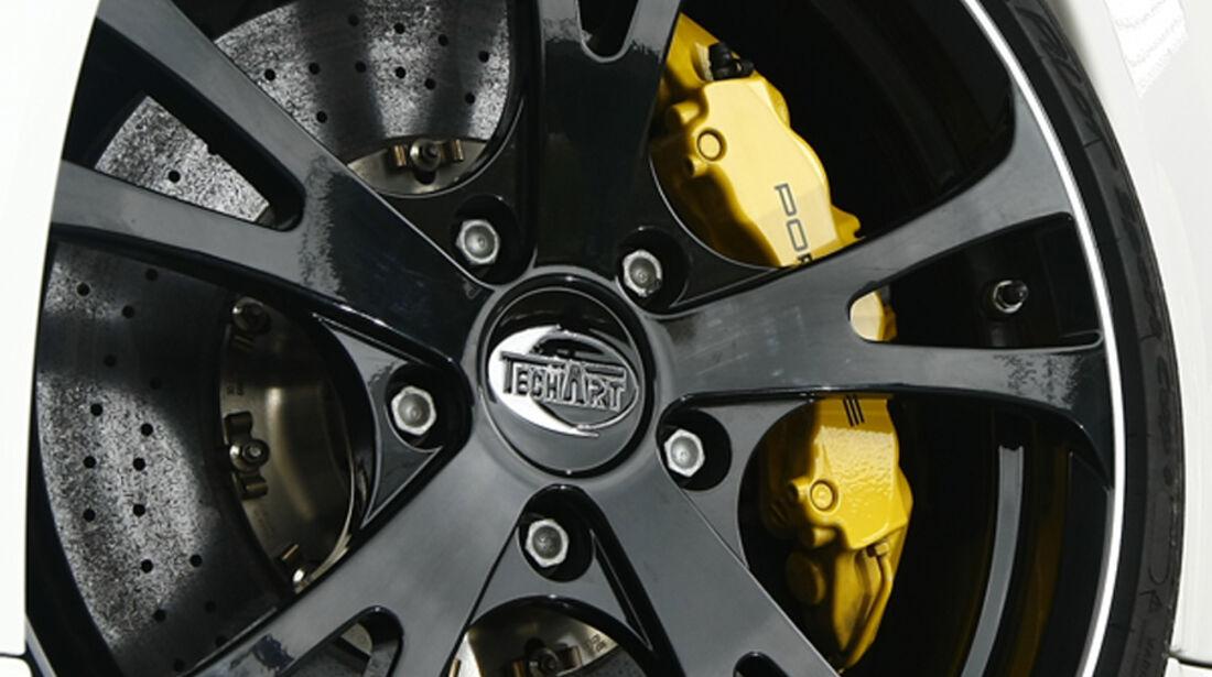 Techart-Porsche 911 Turbo Rad