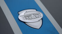 Techart Porsche 911 Turbo S, Emblem, Firmenname
