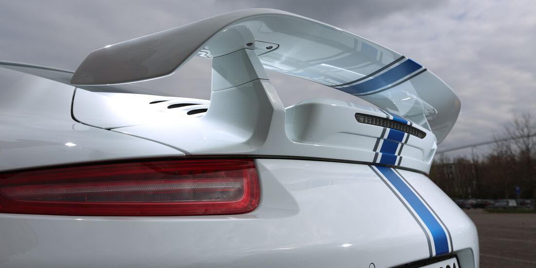 Techart Porsche 911 Turbo S, Heckspoiler