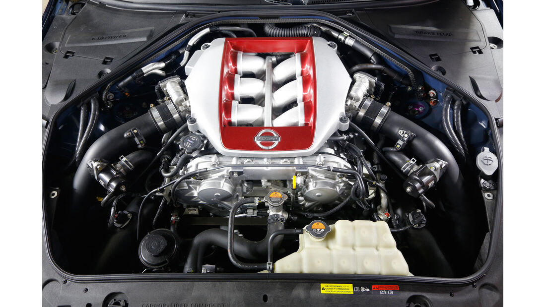 Techart-Porsche 911 Turbo S, Motor