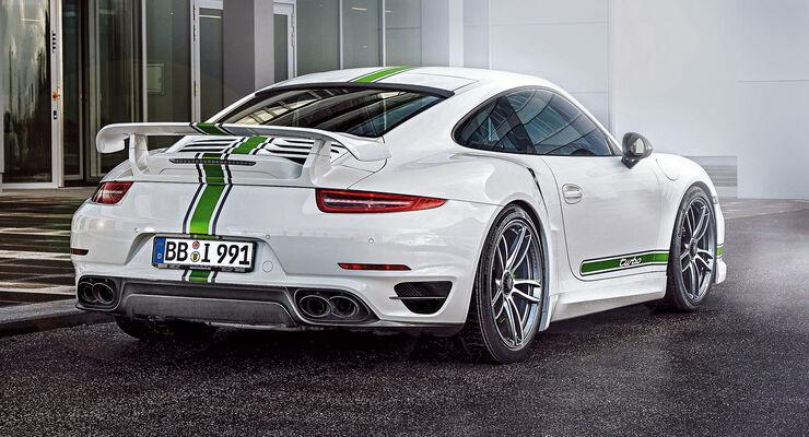 Techart-Porsche 911 Turbo S