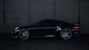 Techart Porsche 911 Turbo Seite