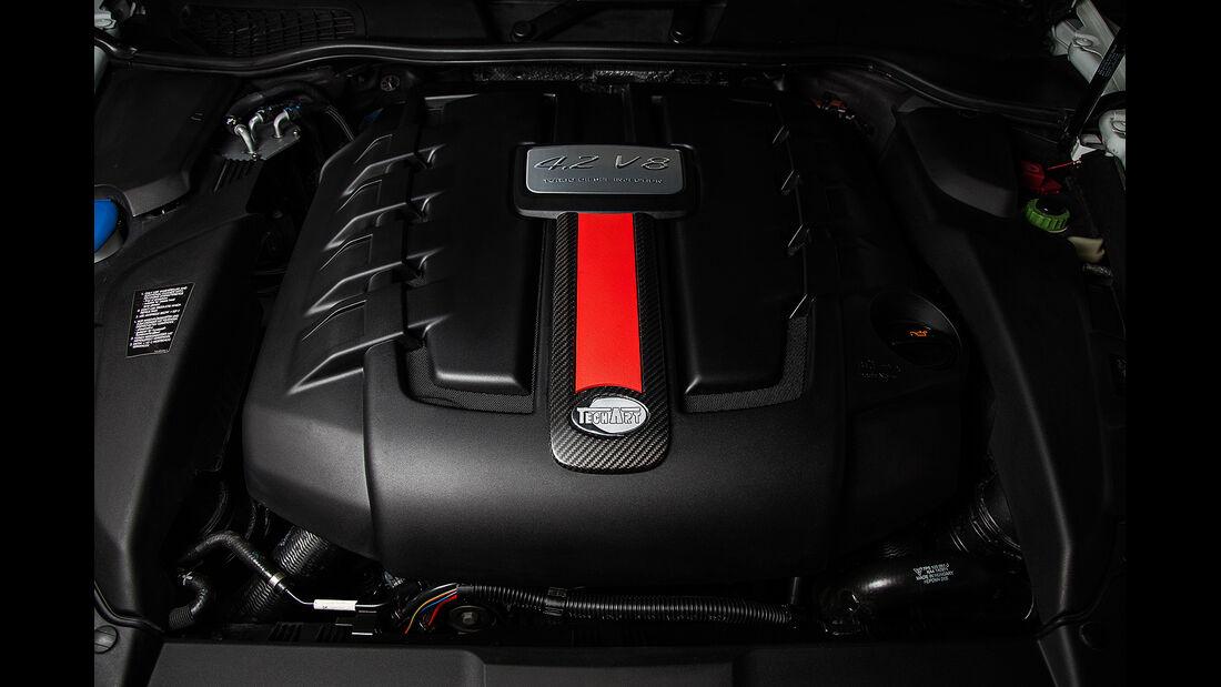 Techart Porsche Cayenne Diesel S Tuning, Genf, 02/2014