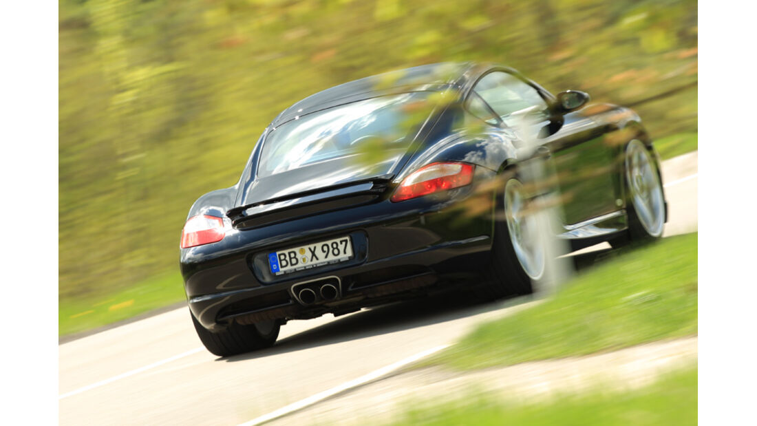 Techart-Porsche Cayman S