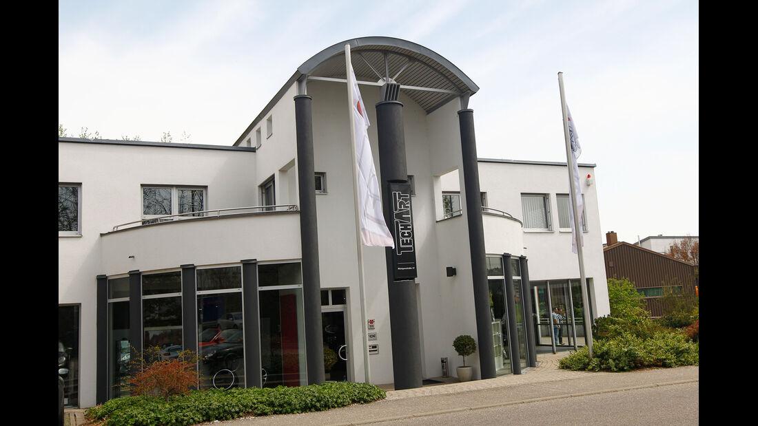 Techart-Porsche, Firmenzentrale
