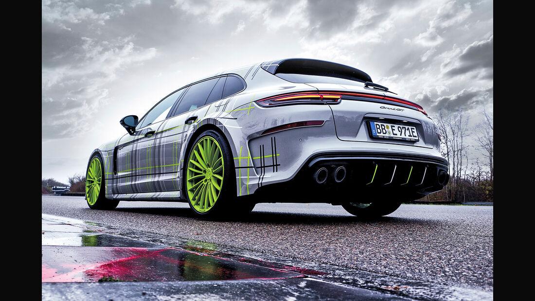 Techart-Porsche GrandGT - Tuning - Limousinen/Kombis - sport auto Award 2019