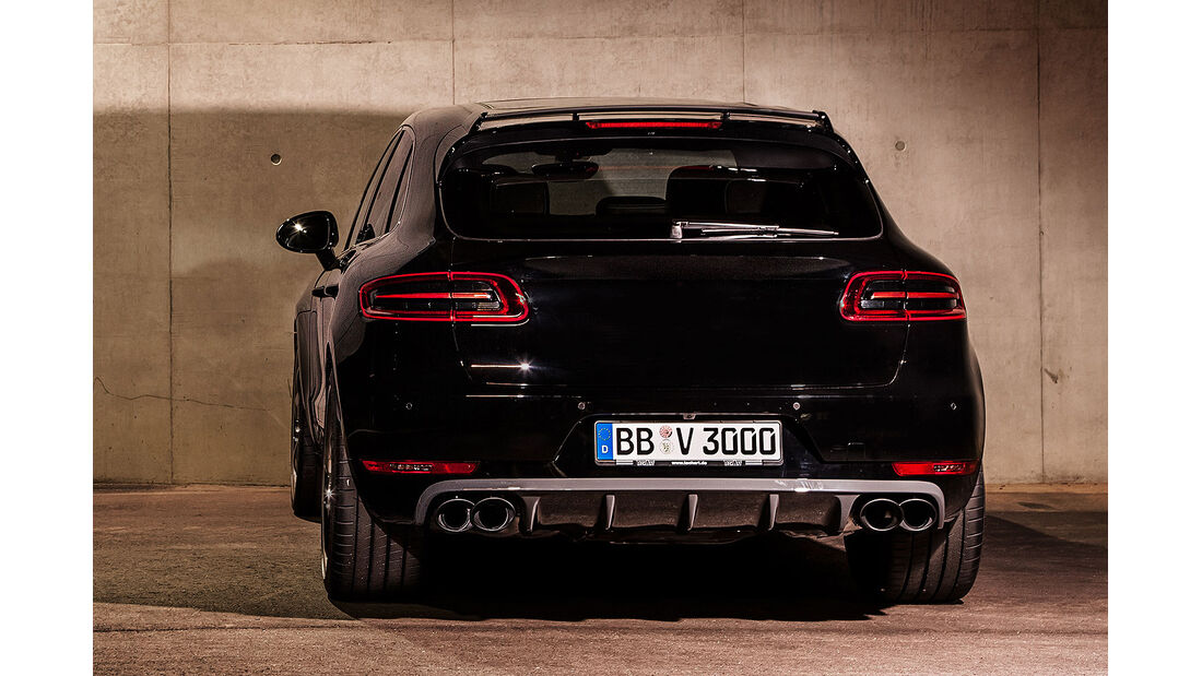 Techart Porsche Macan