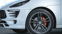 Techart Porsche Macan 2.0 Felgen