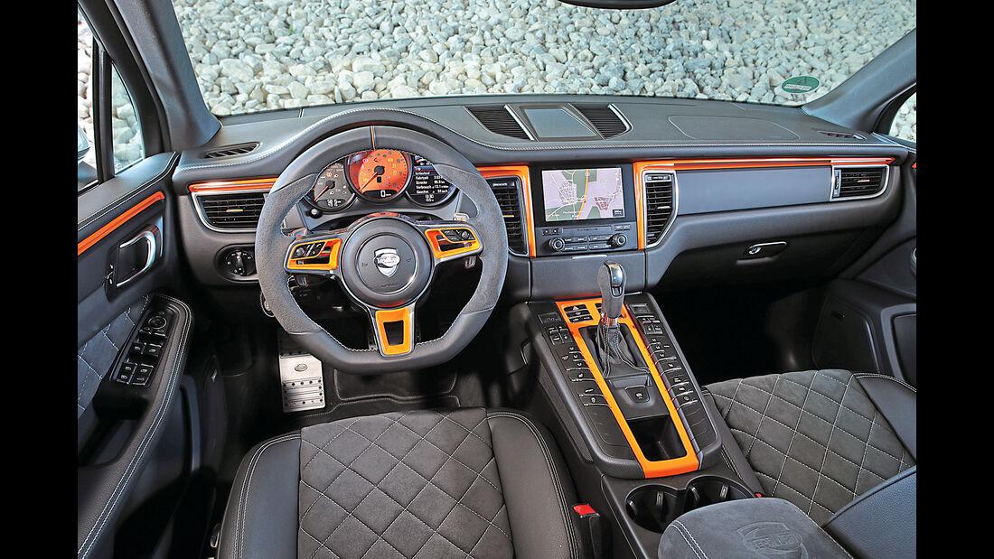 Techart Porsche Macan 2.0 Interieur