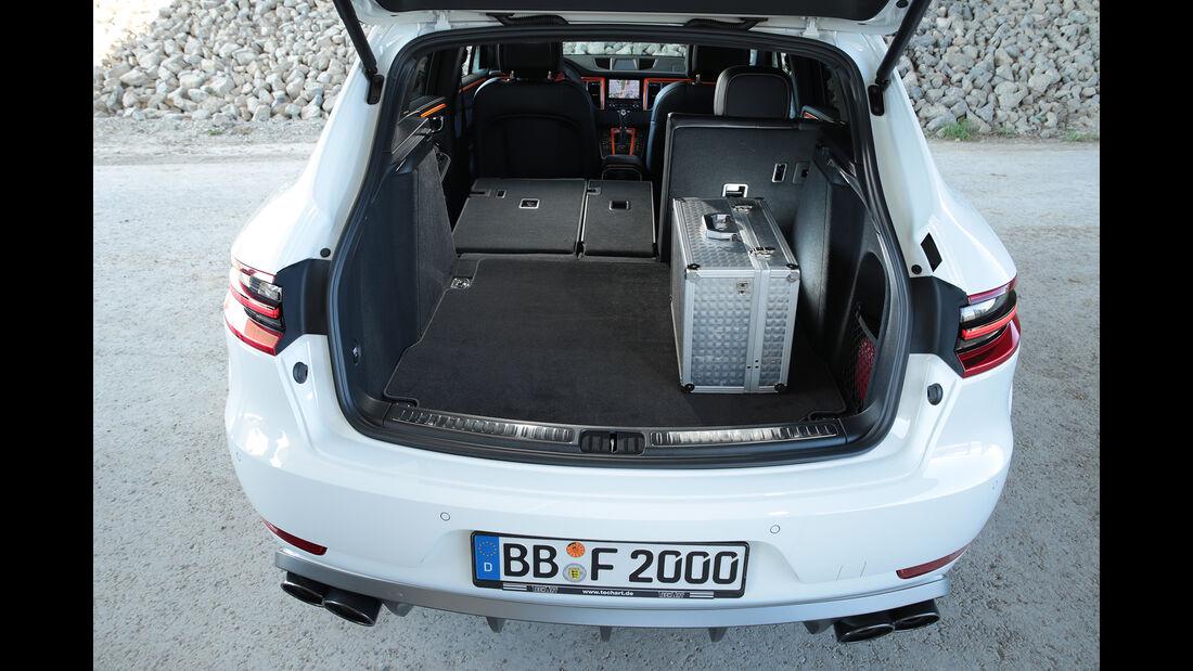 Techart Porsche Macan 2.0 Kofferraum