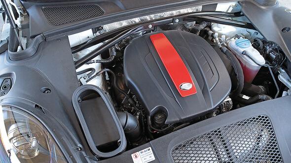 Techart Porsche Macan 2.0 Motor