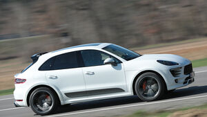 Techart Porsche Macan 2.0 Seite