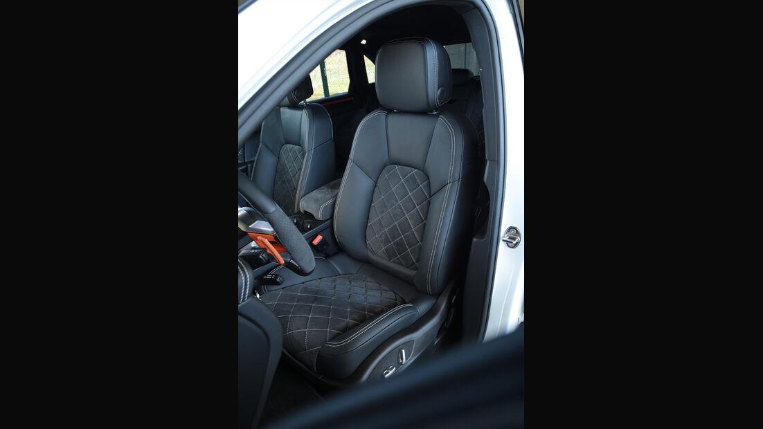 Techart Porsche Macan 2.0 Sitze