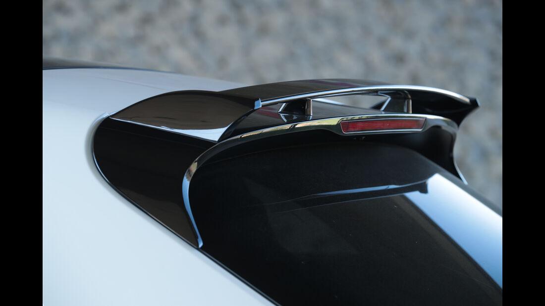 Techart Porsche Macan 2.0 Spoiler
