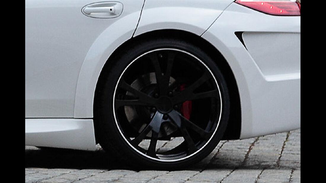 Techart Porsche Panamera GrandGT Felge