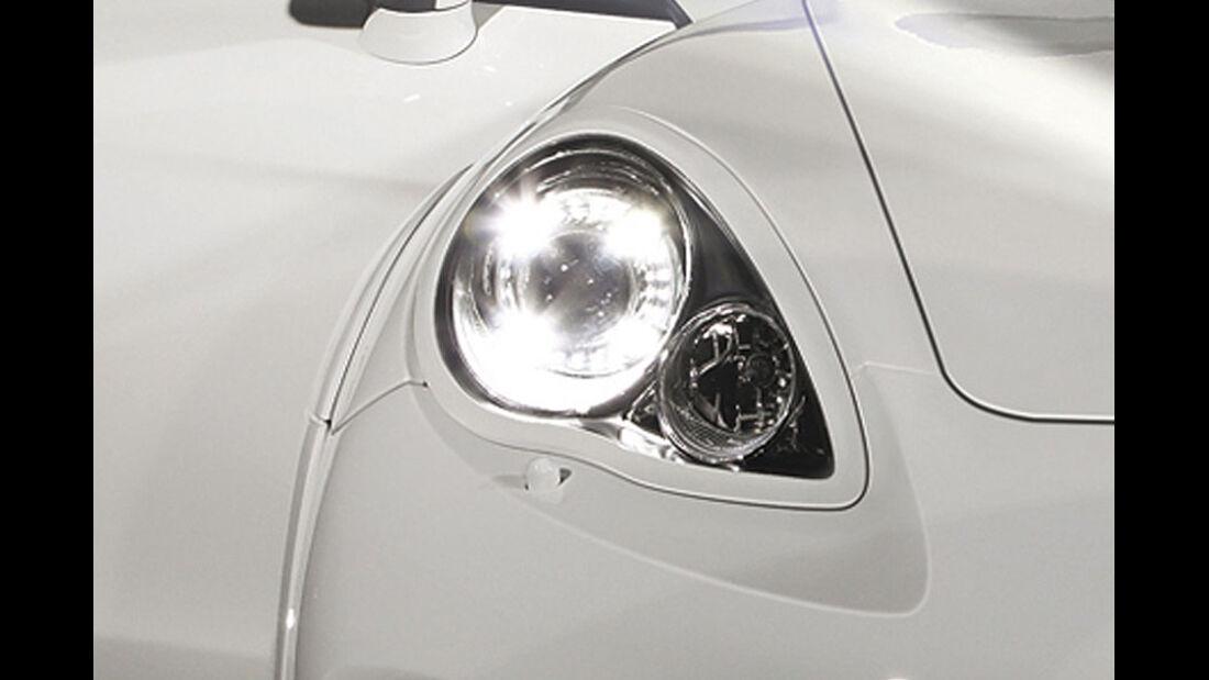 Techart Porsche Panamera GrandGT Scheinwerfer