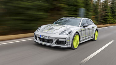 Techart-Porsche Panamera Turbo S, Exterieur