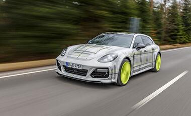 Techart-Porsche Panamera Turbo S, Exterieur
